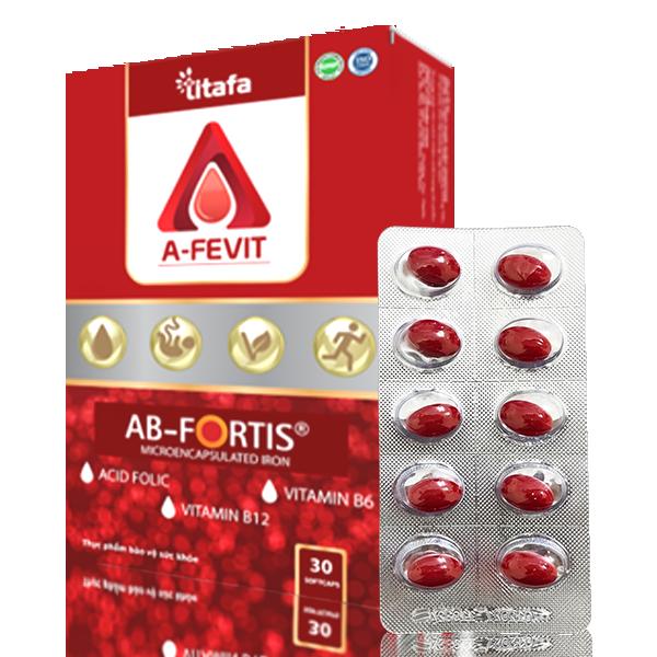 Viên bổ sắt A-FEVIT