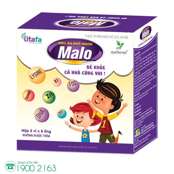 SIRO ĂN NGỦ NGON MALO